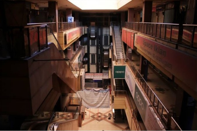 3 Syarat Masuk Mall dimasa PPKM Level 4