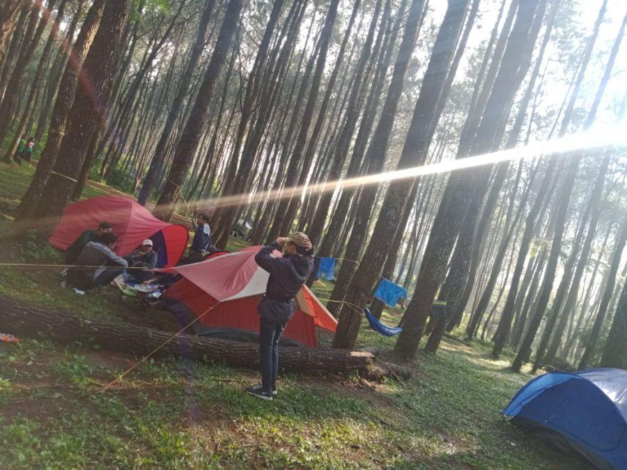 Curug Layung, Tempat Wisata yang Sekaligus Cocok Jadi Tempat Ospek Mahasiswa Baru