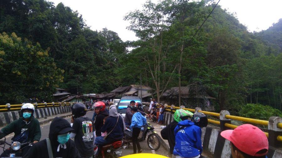 Jembatan Cilayu Rest Area yang Paling dinantikan Wisatawan yang Akan Pergi Ke Pantai Selatan Garut