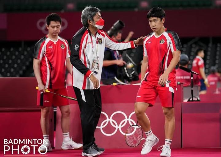 Kilas Balik Perjuangan The Minions di Badminton Olimpiade Tokyo 2020