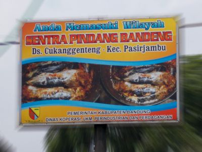 Cukanggenteng sebuah Desa jauh dari Laut yang menjadi Sentra Ikan yang Melegenda
