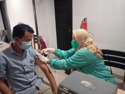 STAIPI Bandung Gelar 1000 Vaksinasi Covid19 Gratis